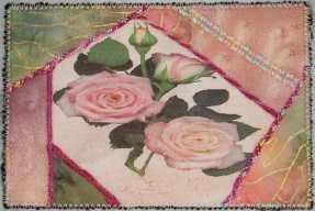 Sue Andrus, Peach Roses