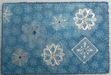 Sue Andrus, Snowflakes