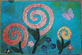 Sue Andrus, Spring 3
