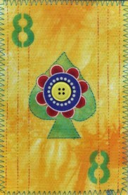 Vivian Aumond-Capone, Deck of Cards Spades