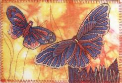 Vivian Helena Butterfly #22