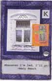 Karen Musgrave, Memories of Kyrgyzstan