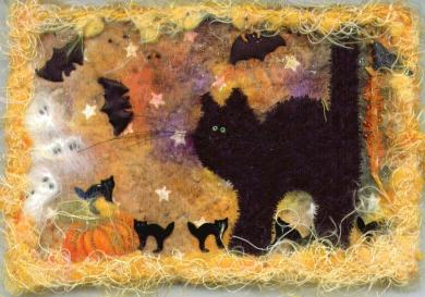 Marianne Bishop, Black Cats