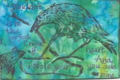 Karen Musgrave, Crow's Delight