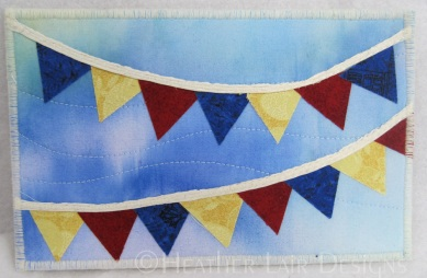 Heather Lair, Bunting