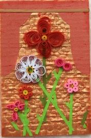 Marianne Bishop, Paul Klee Spiral Flowers