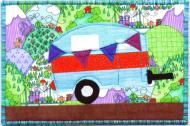 Suzanna Bond, Sewing Room On Wheels