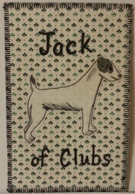 Diana Welte, Jack of Clubs