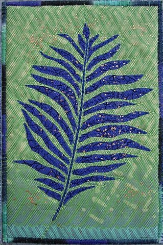 Del Thomas, Dappled Fern