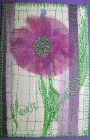Diana Welte, Fleur