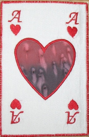 Maureen Egan, Ace of Hearts