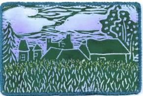 Sarah Ann Smith, An English Farm