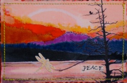 Marie Johansen , Peace