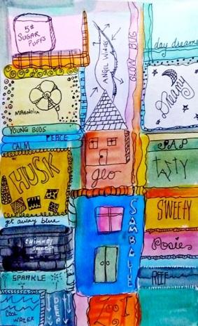 Marie Johansen, Word Colors