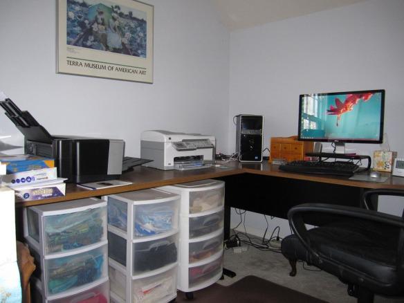 Dian Stanley Computer, Printers, Fabric