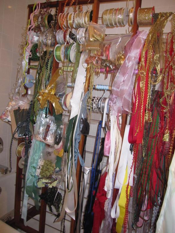 Dian Stanley Ribbon Storage