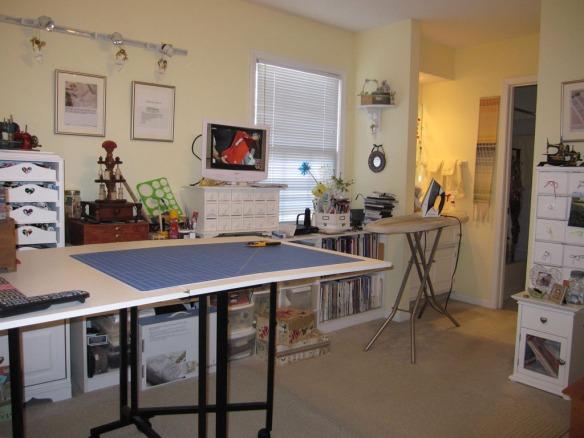 Dian Stanley Sewing Room