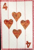 Heather Long, 4 of Hearts
