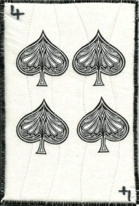 Gill Clark, Deck of Cards (2)
