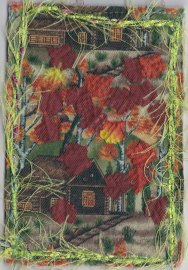 Janice Simpson, Leaves and Pods