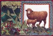 Suzanne Kistler, Sheep 7