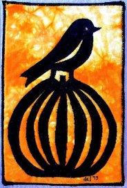 Del Thomas, Songbird in the Pumpkin Patch