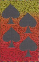 Lori Masley, Deck of Cards, Spades