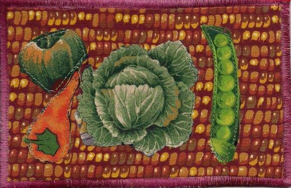 Sheila Lacasse, Vegetables