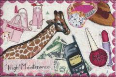 Alexis Gardner, Giraffe1