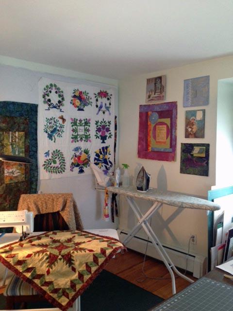 Laurie Dhandapani studio 3