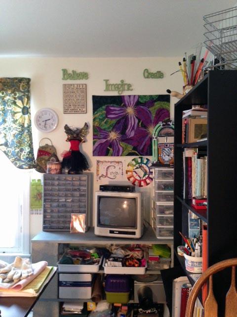Laurie Dhandapani studio 4