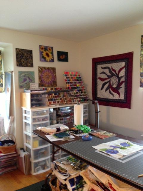 Laurie Dhandapani studio 5