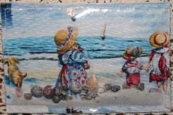Nancy Moore, By the Seaside