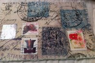 Nancy Moore, Postage Stamps