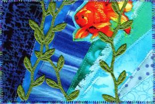 Suzanne Kistler, R23, Aquarium 1