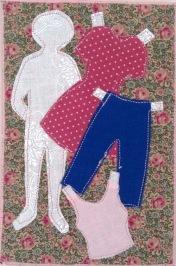 Maureen Egan, R24, Paper Dolls