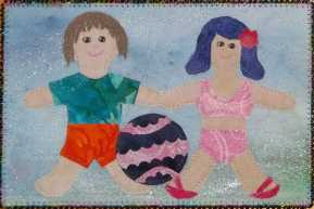 Sue Andrus, R24, Paper Dolls 5