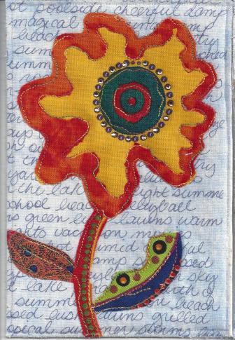 Kay Laboda, R25, Flower 1